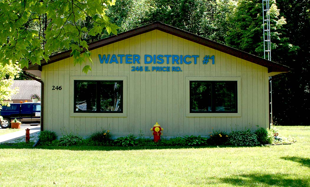 Home Water District 1 Of Midland County